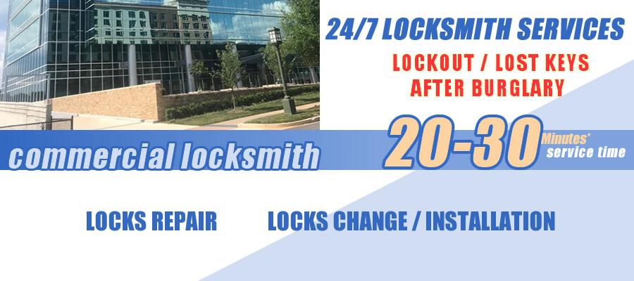 Commercial locksmith Kennesaw