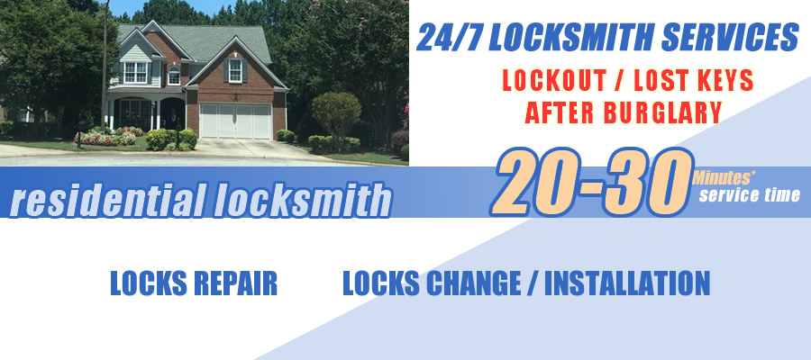 Residential locksmith Kennesaw